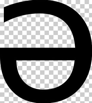 Ə Letter Mid Central Vowel Wikipedia Unicode PNG