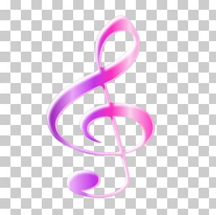 Musical Note Musical Theatre Staff Drawing PNG