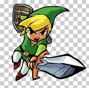 Zelda II: The Adventure Of Link The Legend Of Zelda: The Wind Waker The Legend Of Zelda: Four Swords Adventures Princess Zelda PNG