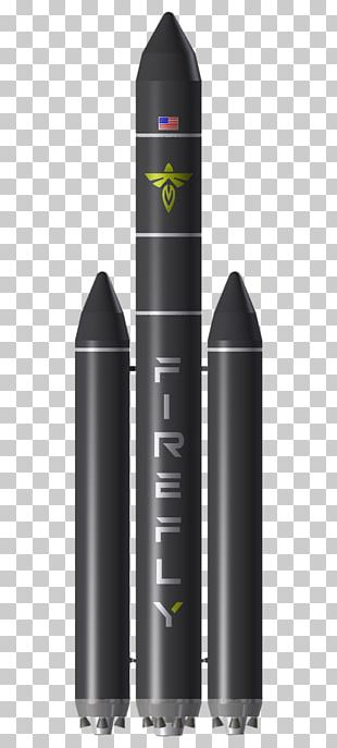 Firefly Aerospace Rocket NewSpace Outer Space Launch Vehicle PNG