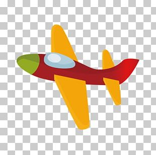 Airplane Aircraft Flight PNG
