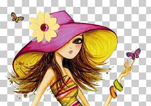 Greeting & Note Cards Illustrator Art Fashion Illustration PNG