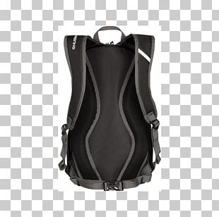 Black Backpack Bag Product Design PNG