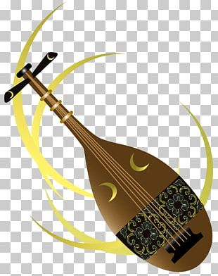 The Tale Of The Heike Biwa 萨摩琵琶 Bağlama Traditional Chinese Musical Instruments PNG