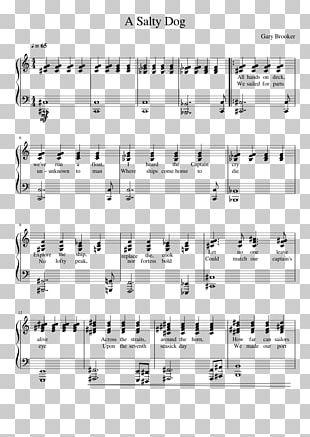 Sheet Music Piano Musical Notation Staff PNG