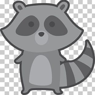 Raccoon Baby Giant Panda Crows Animal PNG