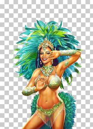 Carnival In Rio De Janeiro Brazilian Carnival Samba PNG
