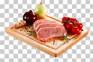 Meat Beef Cutting Board Veal PNG
