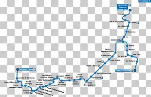 Bordeaux Tramway Line A Station Mérignac Centre Train PNG