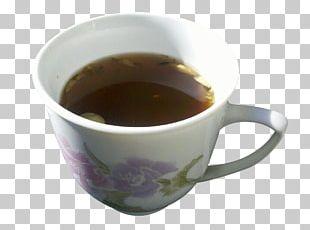 Dandelion Coffee Ginger Tea Soup PNG