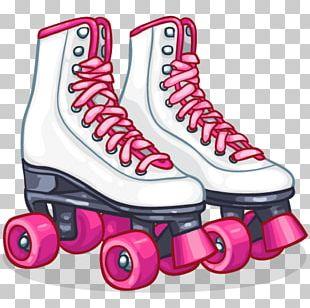 Quad Skates Roller Skates In-Line Skates Roller Skating Ice Skating PNG