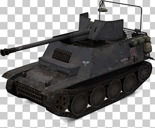Churchill Tank Self-propelled Artillery Self-propelled Gun Armored Car PNG
