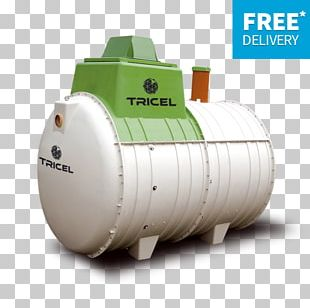 Septic Tank Kleinkläranlage Sewage Treatment Wastewater PNG