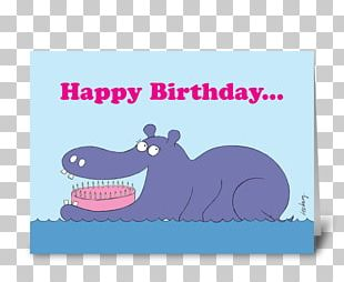 Greeting & Note Cards Illustration Birthday Card PNG