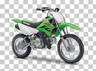Kawasaki KLX 110 Motorcycle Kawasaki Heavy Industries Sales Honda PNG