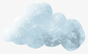 Blue Clouds PNG