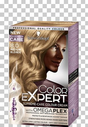 Hair Coloring Blond Schwarzkopf Human Hair Color PNG