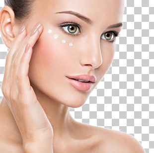 Beauty Facial Cream Cosmetics Wrinkle PNG