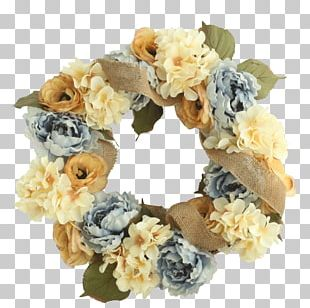 Floral Design Wreath Flower Blume Garland PNG