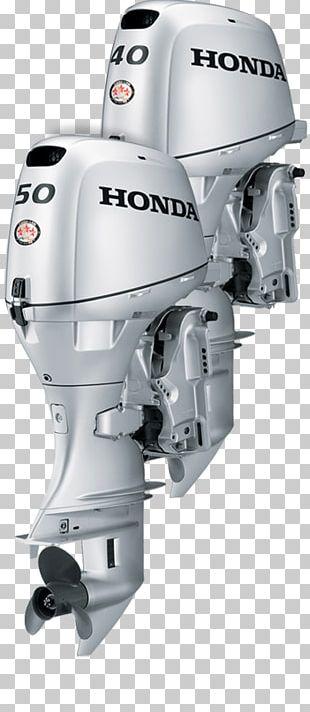 Honda Marine Battlefield V Outboard Motor Four-stroke Engine