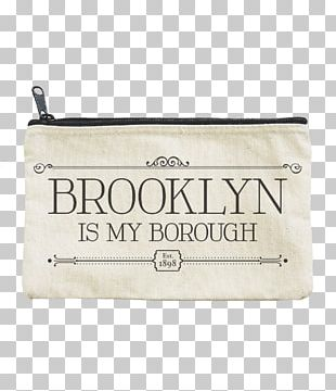 Canvas Tote Bag Carbonated Water Brooklyn PNG