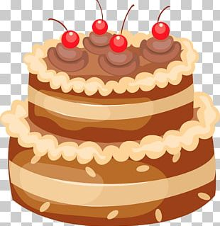 Chocolate Cake Birthday Cake Wedding Cake Butter Cake Layer Cake PNG