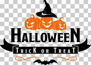 Logo Halloween Trick-or-treating PNG