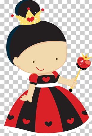 Queen Of Hearts Alice's Adventures In Wonderland Alice In Wonderland PNG