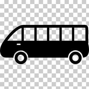 Van Pickup Truck Bus Computer Icons PNG