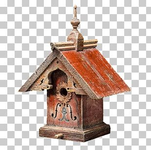 Gardening For The Birds Woodpecker Barn Nest Box PNG