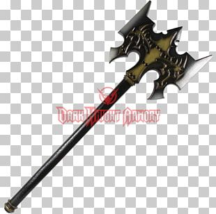 Larp Axe Live Action Role-playing Game Foam Larp Swords Weapon PNG