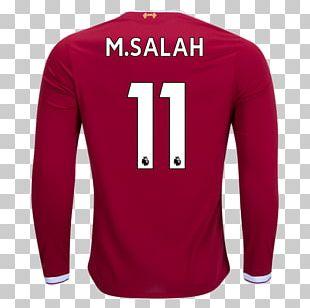 Liverpool F.C. T-shirt Premier League Jersey Kit PNG