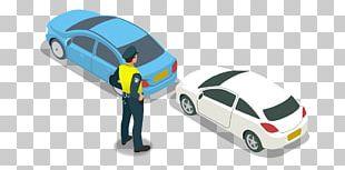 Car Road Rage Parking Enforcement Officer PNG