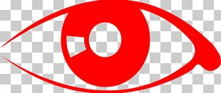 Red Eye PNG
