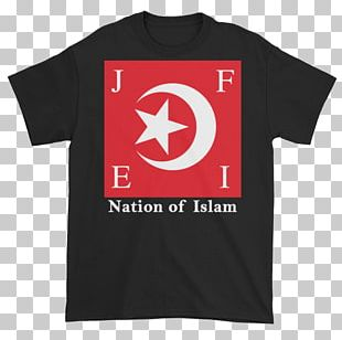 T-shirt Nation Of Islam Clothing Sleeve Top PNG