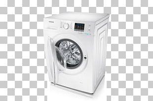 Washing Machines Samsung WF70F5E5P4W Detergent PNG