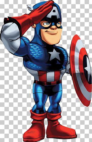 Marvel Super Hero Squad Online Captain America Carol Danvers Thor PNG