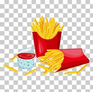 Hamburger Hot Dog French Fries Fast Food French Cuisine PNG