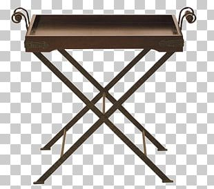 Table Folding Chair Bar Stool PNG