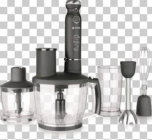 Blender Mixer Home Appliance Food Processor Vitek PNG