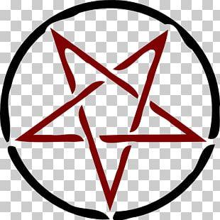 Pentagram Pentacle Wicca PNG