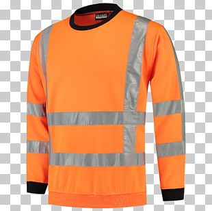 T-shirt Sweater High-visibility Clothing Polo Shirt Sleeve PNG