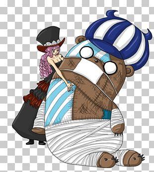 Usopp Akainu Perona One Piece Fan Art PNG