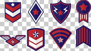 Military Badges Of The United States Military Rank PNG