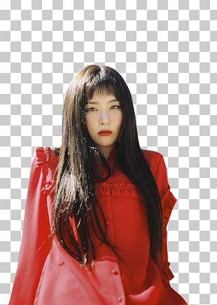 SEULGI Red Velvet Peek-A-Boo Perfect Velvet Look PNG