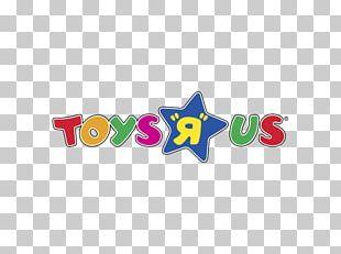 """Toys""""R""""Us Logo Giraffe Game PNG"""
