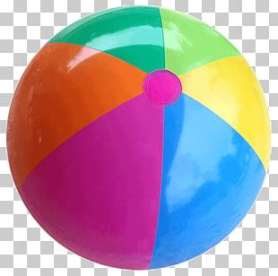 Beach Ball Balloon PNG