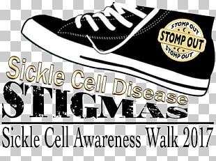 Sickle Cell Disease Foundation Sneakers PNG