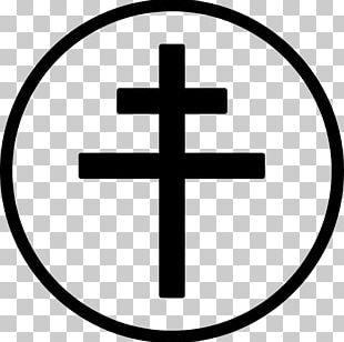 Cross Of Lorraine Crusades Christian Cross Symbol PNG