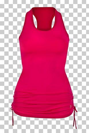 Sleeveless Shirt Dress Neck PNG